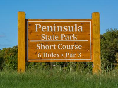 Enjoy The Award Winning Design Of Peninsula Short Course: 6 Holes / Par 3